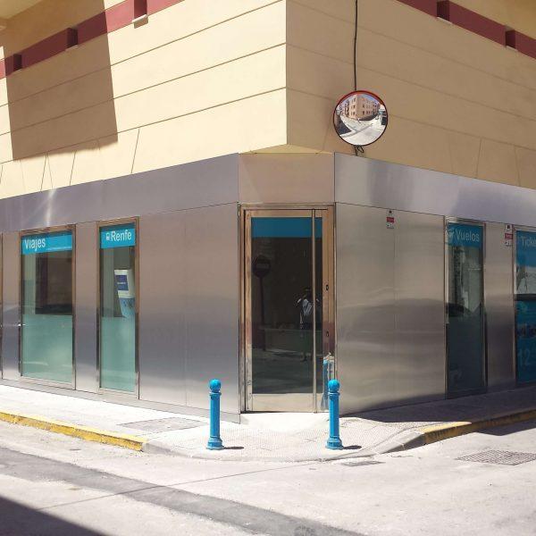 Agencia viajes Carrefour la linea-5