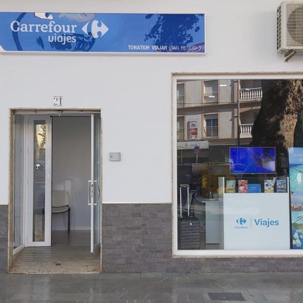 Agencia viajes, Viajes Carrefour