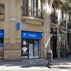 Viajes Carrefour, Passeig de Sant Joan, Barcelona