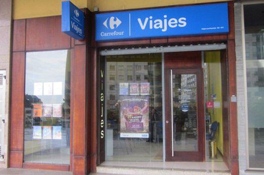 Agencia viaje Viajes Carrefour A Coruña 3