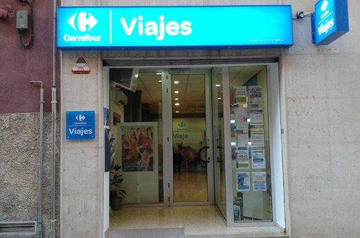 Agencia viaje Viajes Carrefour Alcoy 1