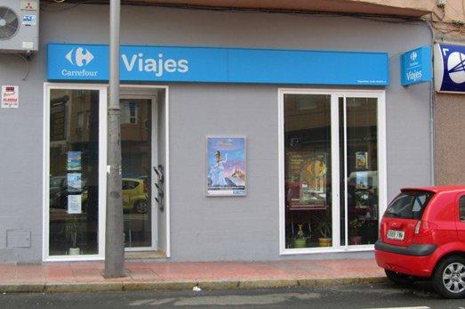 Agencia viaje Viajes Carrefour Almería 2