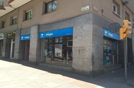 agencia viaje viajes carrefour barcelona alella 45