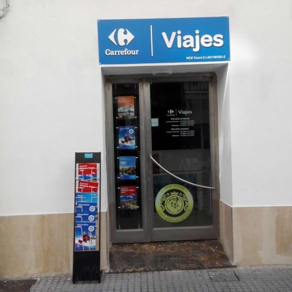Agencia Viajes Carrefour Cádiz 1