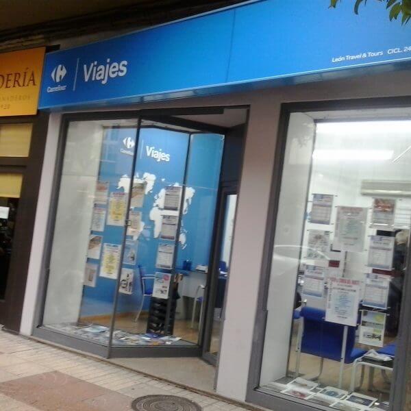 Agencia Viajes Carrefour León