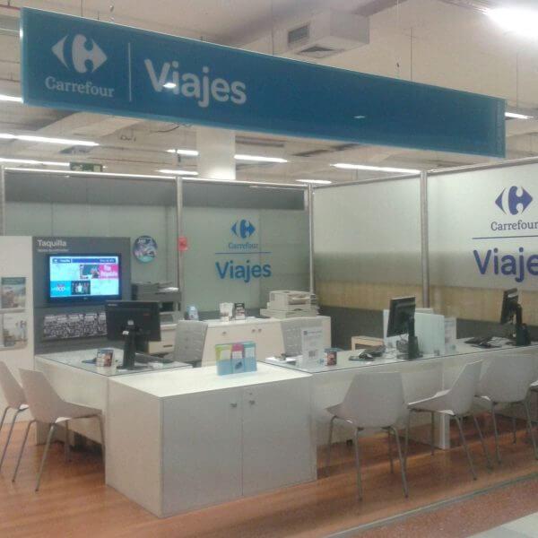 Agencia Viajes Carrefour Los Fresnos