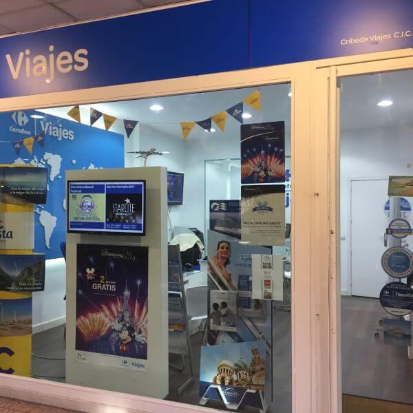 Agencia Viajes Carrefour Pozuelo de Alarcón