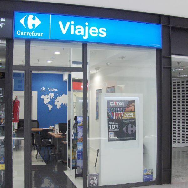 Agencia Viajes Carrefour Rincón de la Victoria 1