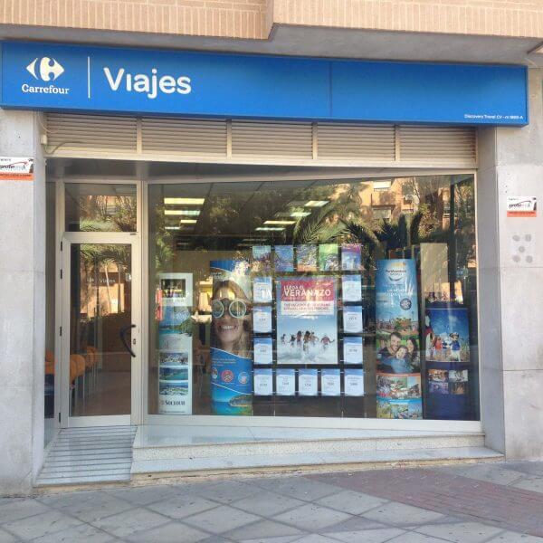 Agencia Viajes Carrefour San Vicente de Raspeig