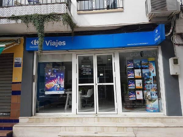 Agencia Viajes Carrefour Torremolinos 1