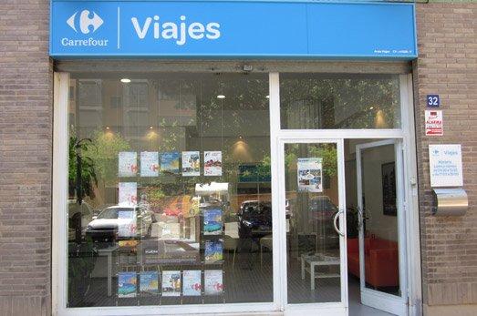 agencia viaje viajes carrefour valencia 3