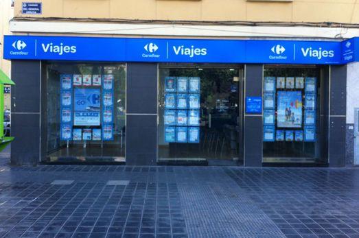 agencia viaje viajes carrefour valencia 7