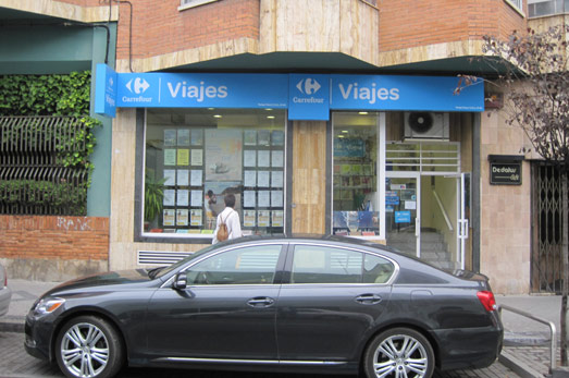 agencia viaje viajes carrefour valladolid 2