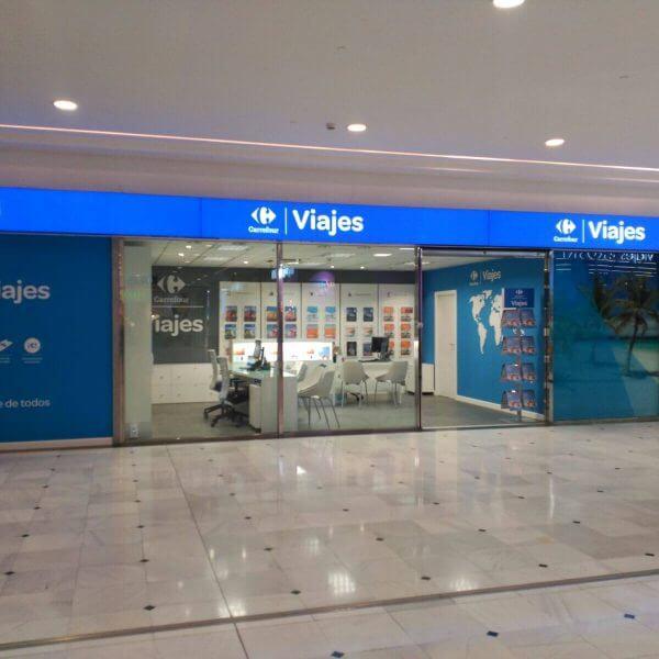 Agencia Viajes Carrefour Vallsur