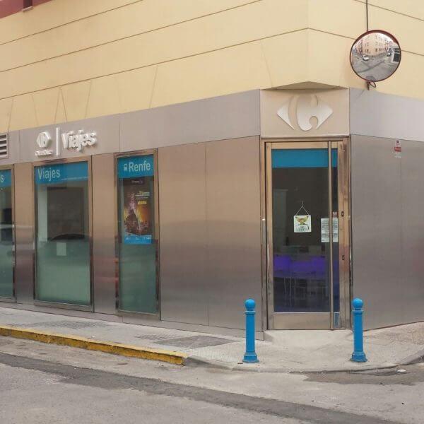 Agencia Viajes Carrefour La Línea de la Concepción