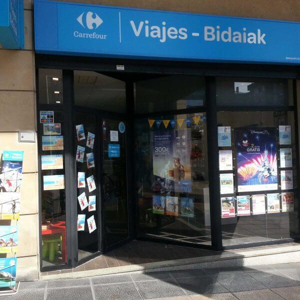 Agencia Viajes Carrefour Leioa