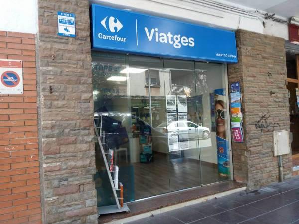Agencia Viajes Carrefour Mollet del Vallés 1