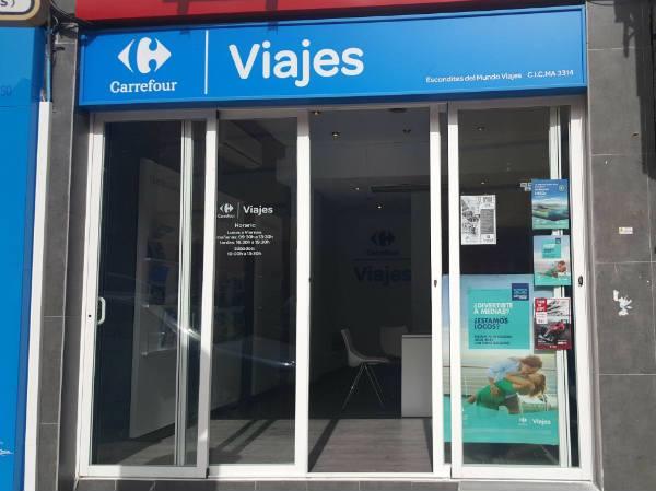 Agencia Viajes Carrefour Alcorcón