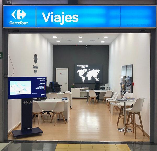 Viajes Carrefour Leganés 4