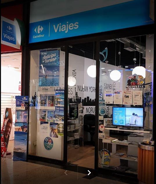 Viajes Carrefour Pinto 3