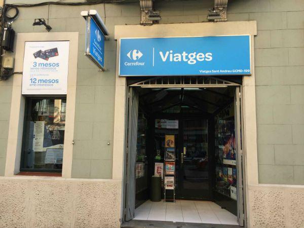 Agencia Viajes Carrefour Malats