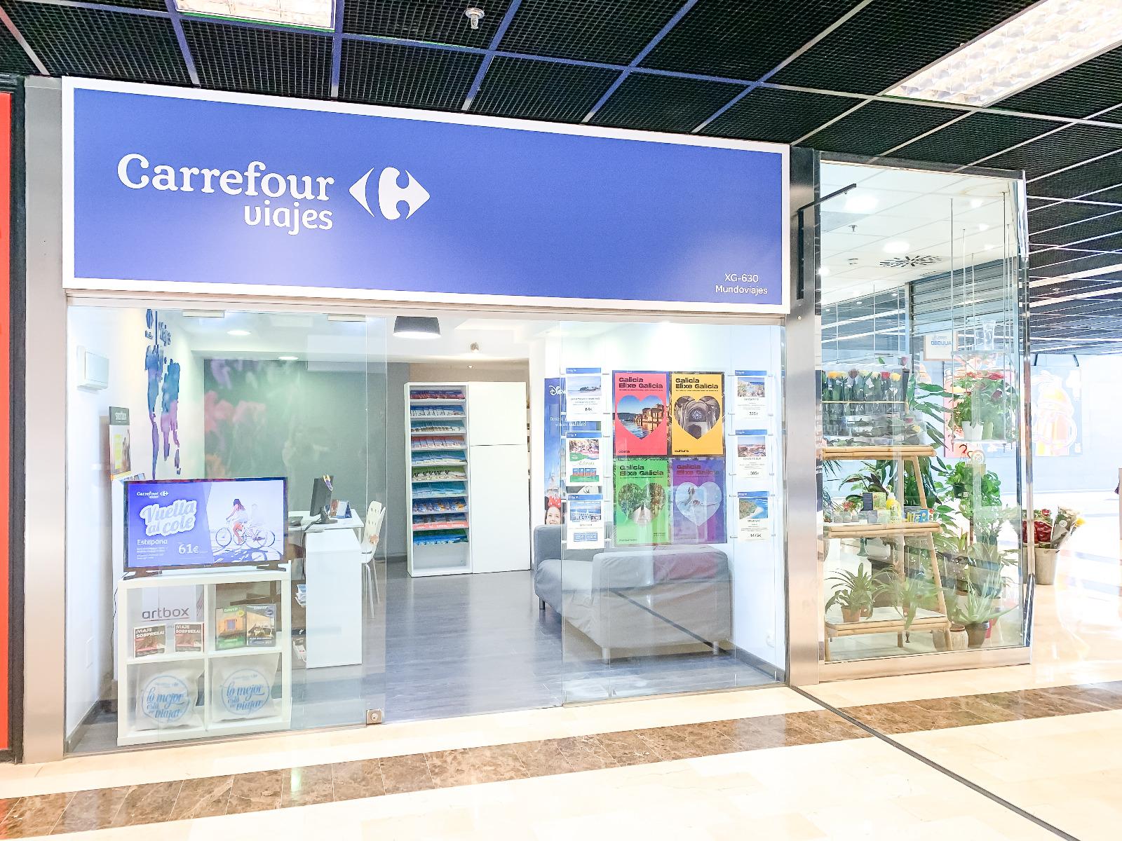 Viajes Carrefour Cambre