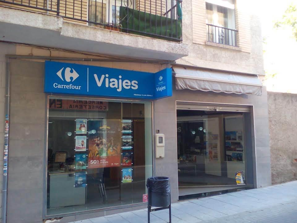 agencia viaje viajes carrefour Albolote