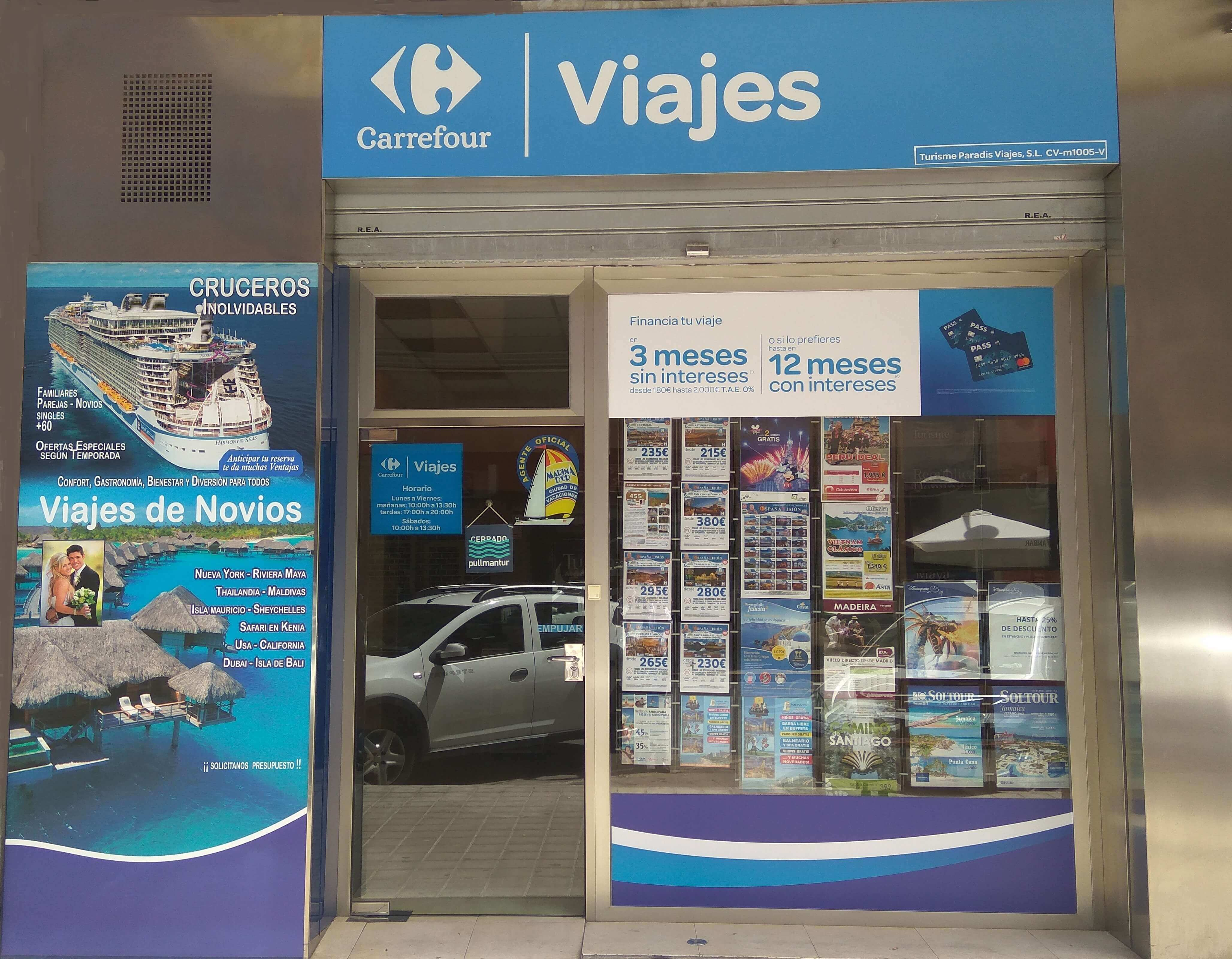 agencia viajes valencia mislata