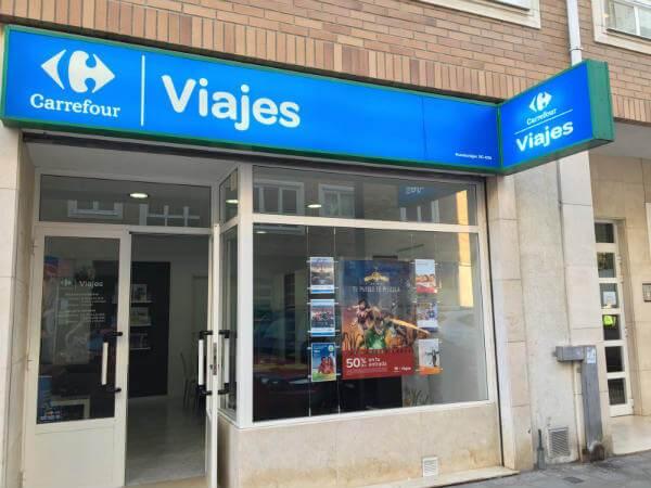 Agencia Viajes Carrefour Cambre