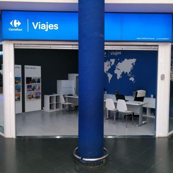 Agencia Viajes Carrefour El Ejido