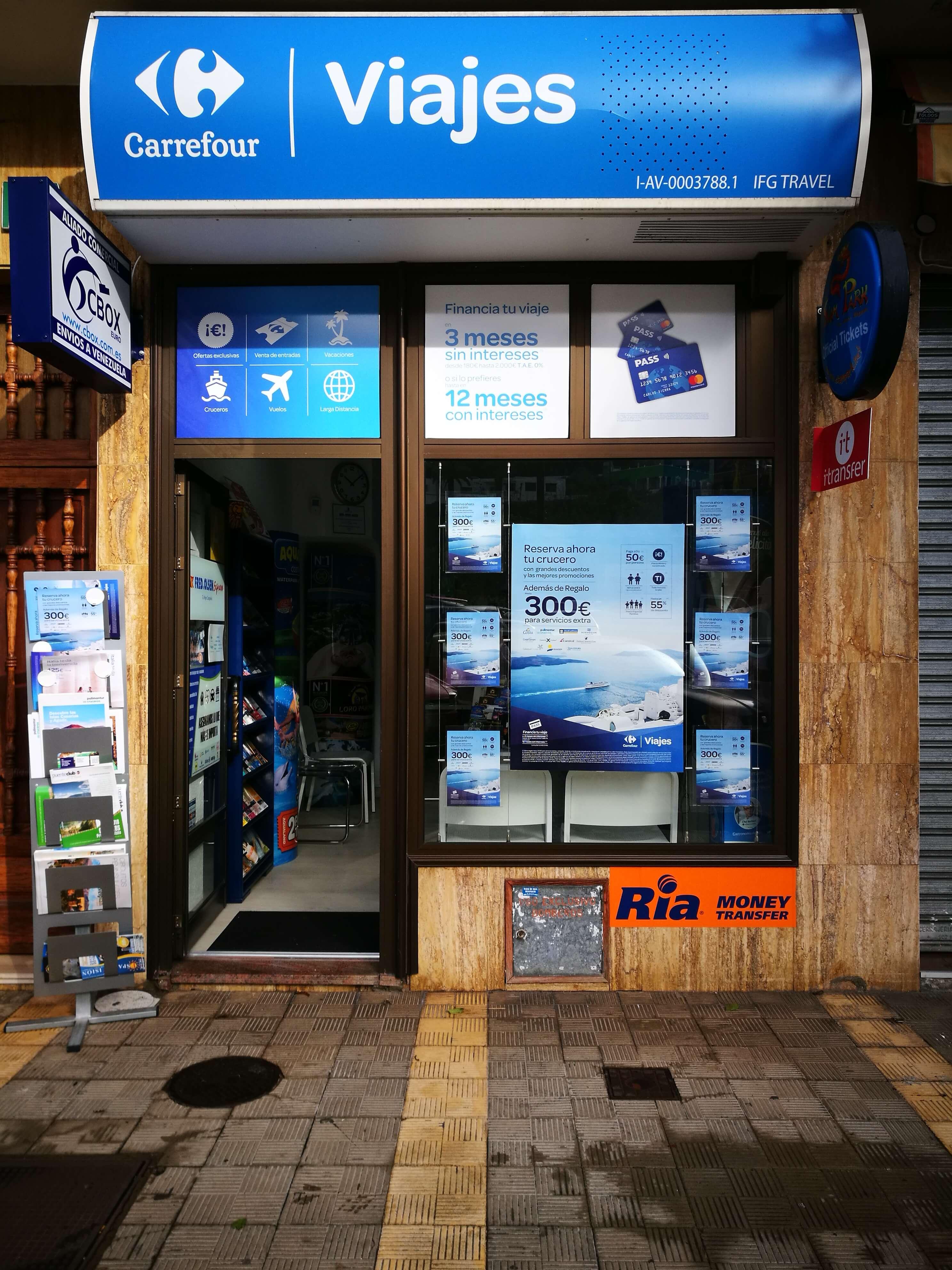 agencias de viajes Puerto de la Cruz