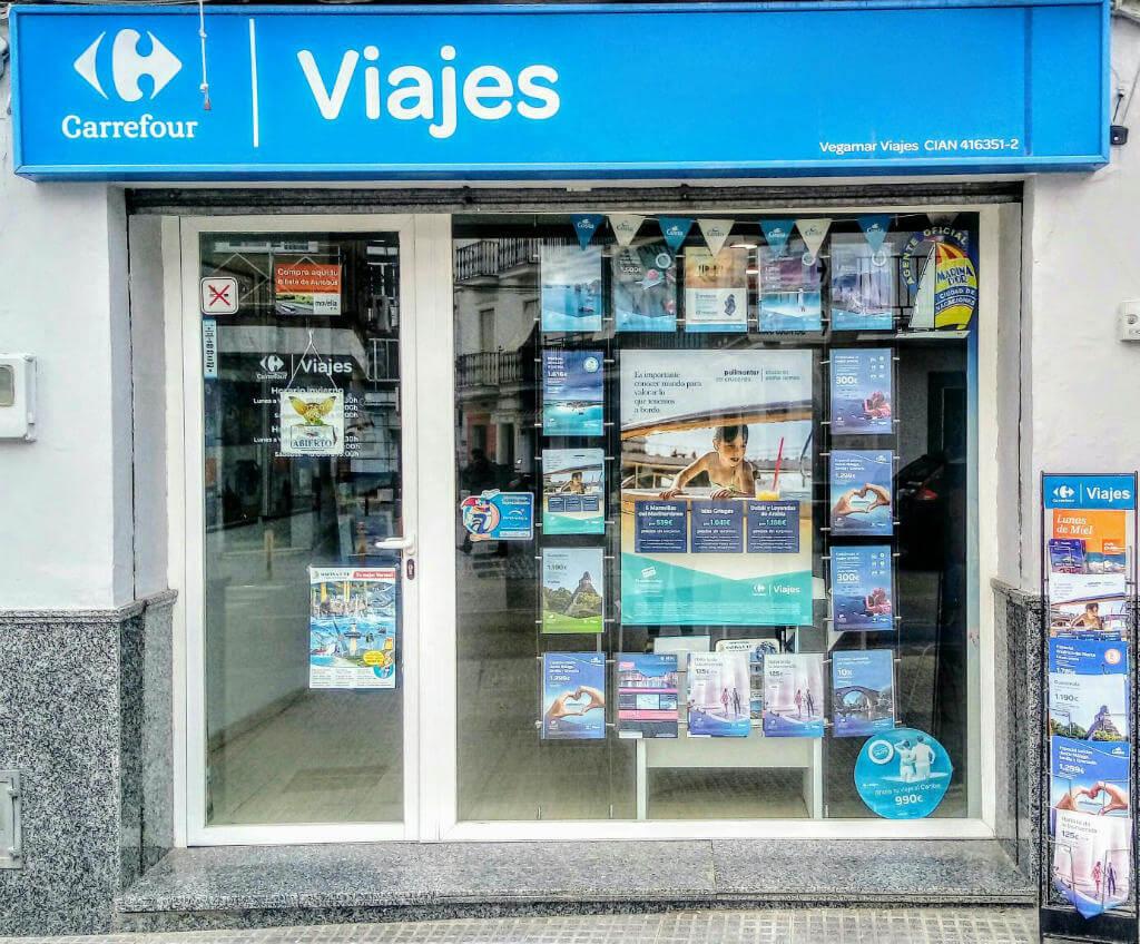 Agencia Cantillana, Viajes Carrefour