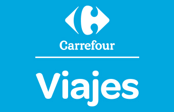 Logo Viajes Carrefour