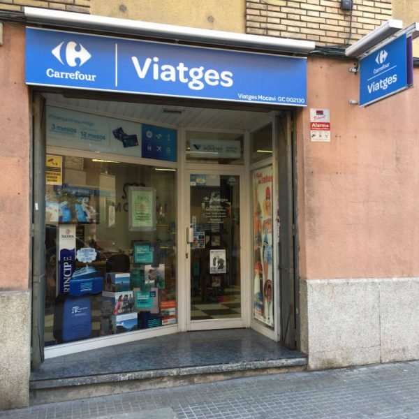Viajes Carrefour San Vicens dels Horts