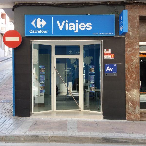 agencia viajes carrefour Molina de Segura 1
