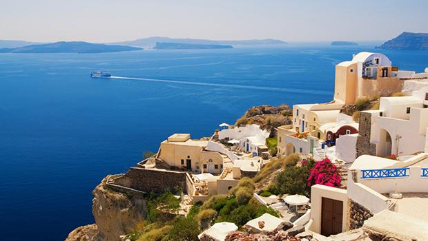 crucero por el mediterranio grecia