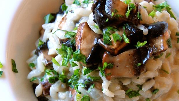 Sabes c mo cocinar risotto de setas al estilo italiano for Como cocinar risotto de setas