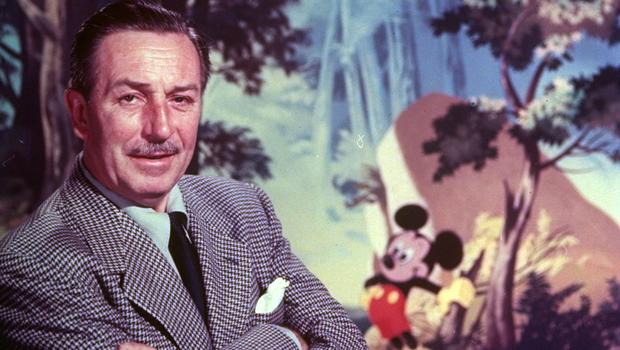 Walt y Mickey