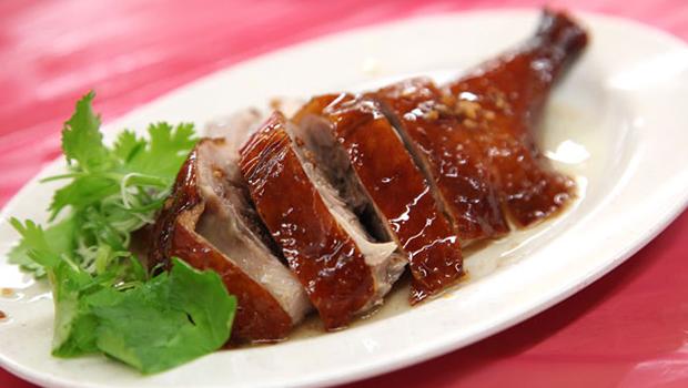 Plato de la cocina tradional china