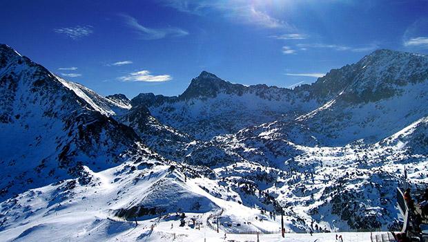Estaciones de Andorra
