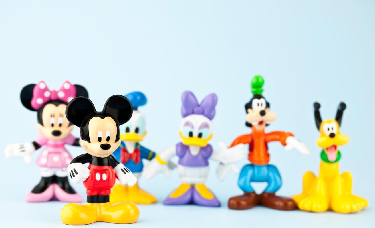 Dibujos Walt Disney