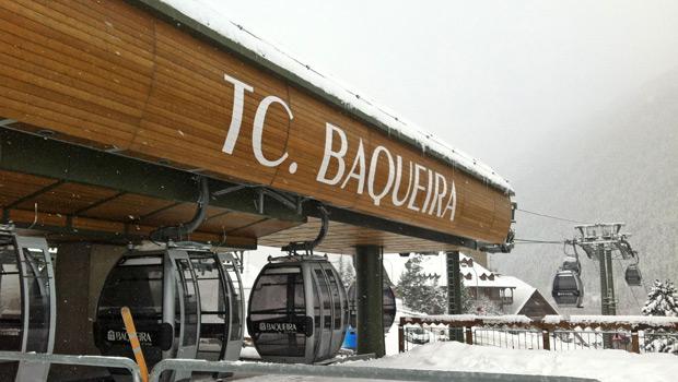 estacion baqueira beret