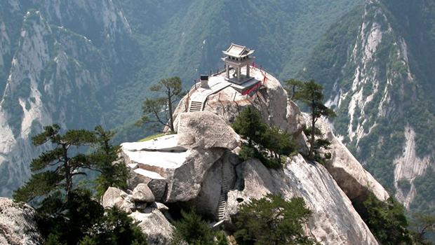 Montaña Hua Shan
