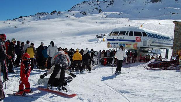 Estación de Esquí Vallnord