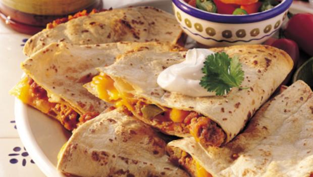 quesadillas, gastronomia mexicana
