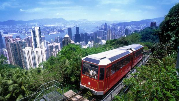 Funicular Hong Kong