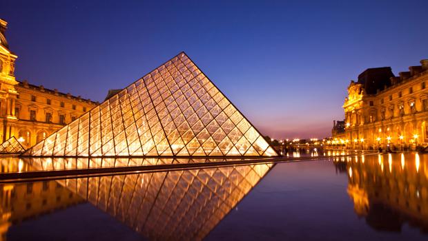 Fin de semana en París, París Museo Louvre