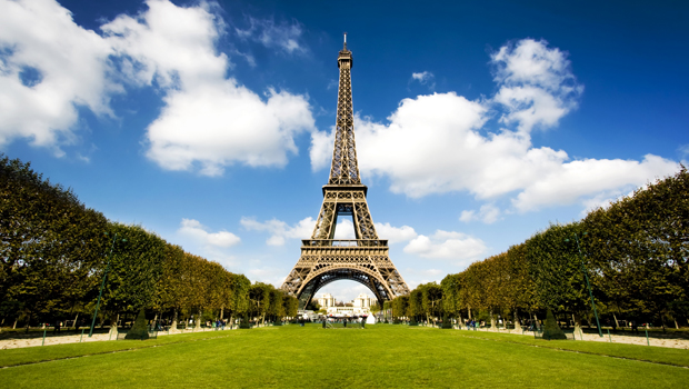 Fin de semana en París, Paris Torre Eiffel