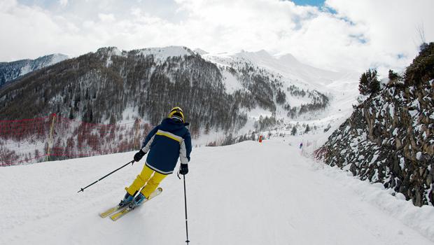 tecnicas esqui