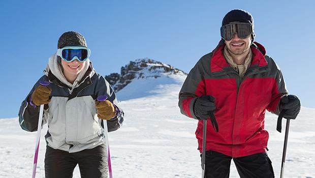 tecnicas esquiador